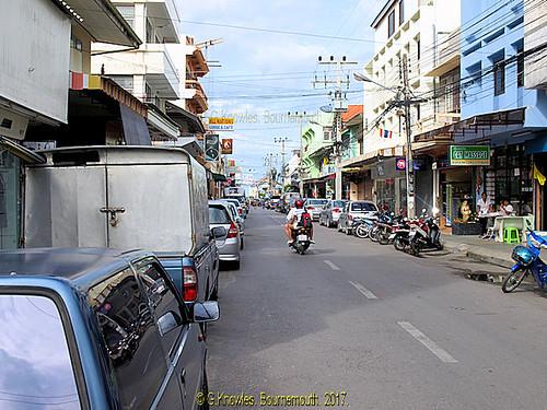 Hua Hin in 2010, Prachuap Khiri Khan Province, Thailand.
