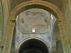 Gewölbe / Vault (schreibtnix on 'n off) Tags: reisen travelling frankreich france beaulieusurdordogne kirche church gewölbe vault olympuse5 schreibtnix