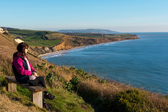 Dreaming of Better Days (Simon Downham) Tags: max9653 sea landscape comptonbay isleofwight iow wight halcyondays