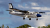 Winair Twin Otter At SXM. (spencer.wilmot) Tags: twin twinotter twotter arrival approach sxm spottersparadise tncm clouds turboprop prop commuter winair islandhopper caribbean mahobeach maho plane aviation aircraft airplane airliner wm wia windward civilaviation landing dhc6 pjwit