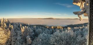 Blick ins Cunewalder Tal