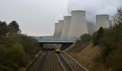 56015 (Sam Tait) Tags: class 56 56015 light engine railway rail freight ratcliffe soar power station