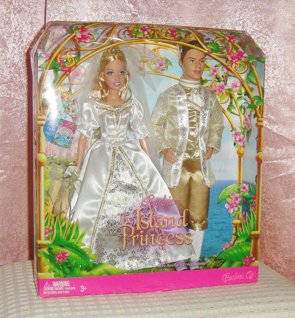 Barbie Wedding Doll Set: The World's Newest Photos Of Barbie And Bride