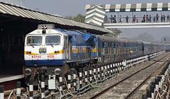 Arrival (goremirebob) Tags: train india railways indianrailways railwaystation station agartala tripura