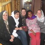 Treffen mit Iranischer Partneragentur und deren Familie