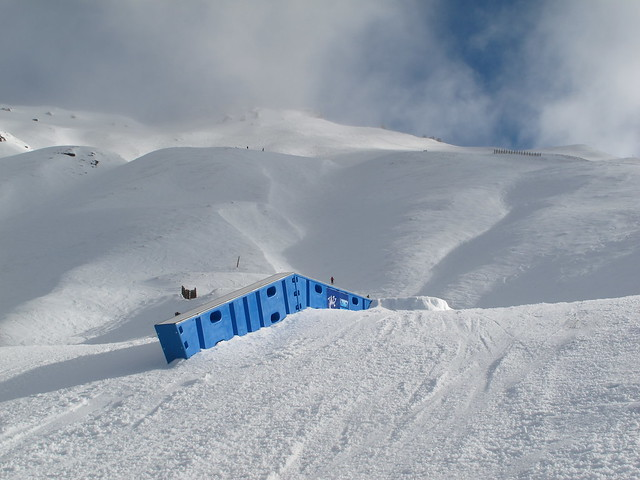 Jazz Intermediate Fun Park- Treble Cone, Wanaka NZ (29.7.2014)
