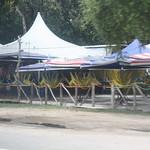 Restaurant während Ramadan, Terengganu