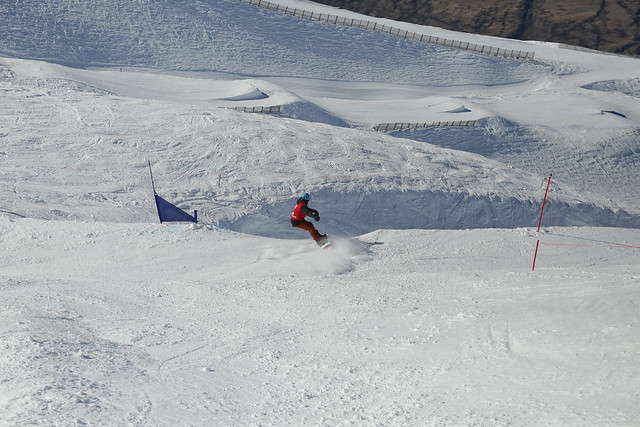 DB Export Banked Slalom 2014 - Treble Cone