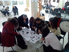 """Workshop with Bulgarian museum experts Gabrovo March 2015 • <a style=""""font-size:0.8em;"""" href=""""http://www.flickr.com/photos/109442170@N03/18081865873/"""" target=""""_blank"""">View on Flickr</a>"""