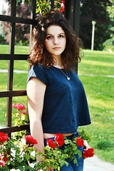 Alessia D.//Cheerful #photograpy #portrait #people #popular #photographer #model #woman #fashion #girl #body #colorful #canon #nikon #young #roses #park #nature #outfit #face #eyes #hairs #elegance #friend #brunette #beautiful #breathless #beauty #detail (eleonora.gibello) Tags: park roses portrait people woman detail nature girl beautiful beauty face fashion canon outfit model eyes nikon friend colorful photographer body young brunette popular hairs elegance photograpy breathless