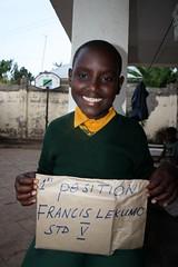 Francis - Eerste van de klas!
