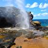 Nakalele Blowhole (travelontheside) Tags: ocean hawaii maui pacificocean blowhole aloha nakaleleblowhole nakalelepoint