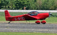 """G-BYEO Zenair Zodiac CH601HDS Sturgate  EGCV Fly In 07-06-15 (PlanecrazyUK) Tags: """"fly in"""" sturgate 070615 egcv gbyeo zenairzodiacch601hds"""