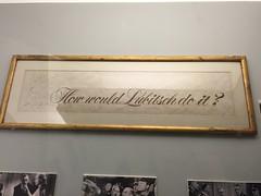 Anglų lietuvių žodynas. Žodis lubitsch reiškia <li>Lubitsch</li> lietuviškai.