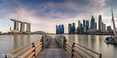 Already Gone (t3cnica) Tags: city longexposure sky panorama architecture clouds landscapes singapore downtown cityscapes financialdistrict esplanade dri mbs singaporeriver marinabay dynamicrangeincrease exposureblending digitalblending leefilter marinabaysands esplanadeoutdoortheatre