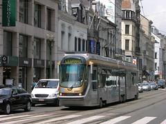 2011-06-06 Brussel Tramway Nr.2007 (beranekp) Tags: belgium tram brussel tramway strassenbahn 2007 tramvaj tranvia elektrika elektrika alina