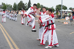 DC0_1607 (Eisbier) Tags: sports sport alaska training do day martial arts martialarts parade taekwondo anchorage tae tkd kwon champmartialarts indepences
