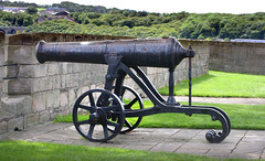 cannon (Photography by Kelvin Fagan) Tags: cannon berwickupontweed canoneos350ddigital