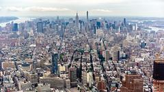 New York City View (Yu-Hsin Chen) Tags: nyc newyork sony 55mm a7m2 oneworldobservatory