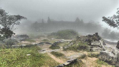 Prey Vihear Fog