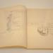 Carnet de dessins - Alberto Giacometti - Vers 1934 - Crayon, stylo bille et plume sur papier