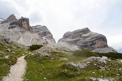 Cima Scottoni e Torre del Lago