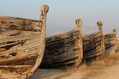 Vecchie Tonnare (Giuseppe Levante) Tags: old boat sicily sicilia trapani bonagia tonnara