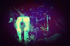 I.N.T.R.O (afotofarmer) Tags: city boy white black colour skinny freedom alley exercise walk edited nowhere dramatic theory science story dreamy wakeup cinematic teaser begining manipulative novice riseup intothezone