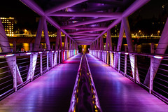 Please Do Not Run (Derek Robison) Tags: night london places uk thames colour symmetry