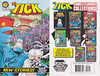 THE TICK LOCAL COMIC SHOP DAY NUMBER 1 2016 AUTOGRAPHED (vsndesigns) Tags: the tick pencil indie shocker gbjr toys with tie and tshirt zombie in a steel box fox promotional totally kids magazine 45 club spoon taco bell meal commercial eli stone ben edlund little wooden boy comic book merchandise rare limited edition 80s 90s collector museum naked super hero heroine funny comedy tv color thetick indoor surreal cartoon coffee mug ceramic cup black blue text poster illustration collection sketch cover white necpress