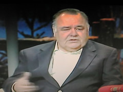 Jonathan Winters comedian and character actor 9247 (Brechtbug) Tags: jonathan winters comedian appearing carson 12201991 christmas tonight show tv episode making multiple faces attitudes 1991 ninties 90s late night television comedy shows evening seated guest los angeles ca california screen grab screengrab character actor conversation artist painter art entertainer genius funny man