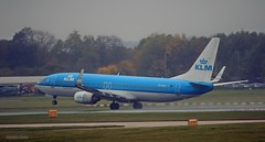 KLM  PH-BXC J78A0312 (M0JRA) Tags: manchester airport planes jets flying aircraft klm phbxc