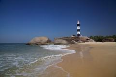 Lighthouse #3 (jeet_sen) Tags: sea sand beach people sun travel india karnataka mangalore udupi malpe murudeshwar honnavar kundapura kodi kapu tourism island konkan