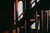 Church Windows (Beznet) Tags: film windows church pentax k1000 35mm