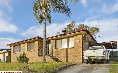 268 Bennett road, St Clair NSW 2759