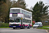 Still life in the old Olly yet (The return of the spiceymexrice!) Tags: firstgroup firstsouthwest first firstkernow 34091 t891klf volvoolympian northerncountiespalatine doubledecker trurocollege truro cornwall notinservice volvobus brightbus nikond90 nikon1685vr
