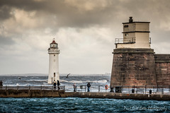 New Brighton. Jan 2017-345 (revpdwilson) Tags: cheshire newbrighton nikon28300mmvr nikond750 seaside wallasey winter wirral landscape naturallight