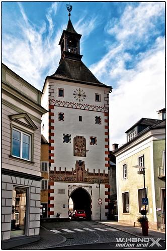 Vöcklabruck - Unterer Wappenturm