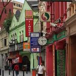 Straßenzug, Kuala Lumpur
