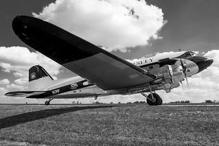 Ohio University Douglas DC-3 N7AP K4I3 06JUN15