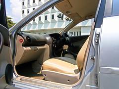 2004 Proton Waja 1.6 AT (ENH) in Ipoh, MY (35, Interior) (Aero7MY) Tags: 2004 car sedan malaysia 16 saloon ipoh enhanced proton enh waja 16l 4door impian at 4g18