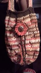 rosanne smith (Yarnspirations Photo Contest) Tags: beach bag crochet cal yarnspirations