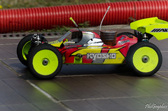 RC94 Masters Kyosho 2015 - Free practice #13-2 (phillecar) Tags: scale race training remote nitro masters remotecontrol 18 buggy bls rc kyosho 2015 brushless truggy rc94