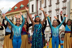 14.7.15 Ceska Pohadka in Trebon 73 (donald judge) Tags: festival youth dance republic czech south performance bohemia trebon xiii ceska esk mezinrodn pohadka pohdka dtskch mldenickch soubor
