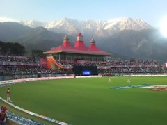 Dharamsala Cricket stadium