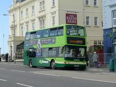 MIG3844 The Buses of Somerset 32844 (neiljennings51) Tags: sea bus cornwall 21 president first somerset devon service alexander dennis burnham psv pcv highbridge plaxton busesofsomerset thebusesofsomerset