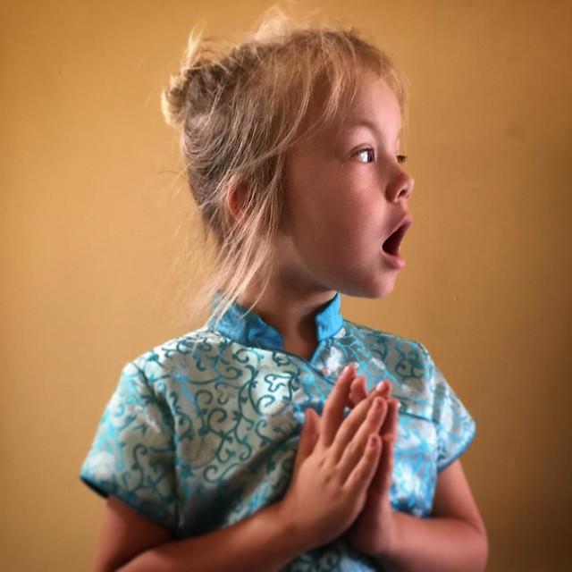Namaste, From FlickrPhotos