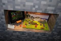 SDCC 2015 Mattel Minecraft 12 (IdleHandsBlog) Tags: toys videogames mattel minecraft sdcc2015 sandiegocomiccon2015