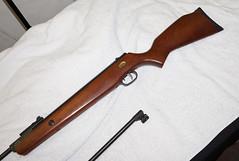 Beeman Sportsman .177 &  (3) (Rezz Guns (AZ GUNS-R-US)) Tags: gun winchester browning firearm firearms zastava saiga longgun