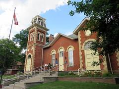 Old Grammar School, Streetsville (Sean_Marshall) Tags: school ontario mississauga streetsville